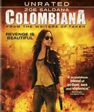Colombiana - Blu-Ray cover (xs thumbnail)