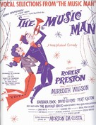 The Music Man - Movie Poster (xs thumbnail)