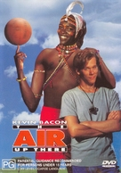 The Air Up There - Australian DVD cover (xs thumbnail)
