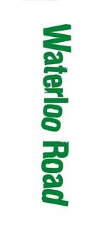"""Waterloo Road"" - British Logo (xs thumbnail)"