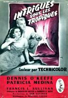 Drums of Tahiti - French poster (xs thumbnail)