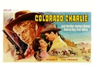 Colorado Charlie - Belgian Movie Poster (xs thumbnail)