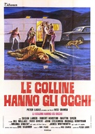 The Hills Have Eyes - Italian Movie Poster (xs thumbnail)