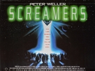 Screamers - British Movie Poster (xs thumbnail)
