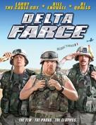 Delta Farce - Blu-Ray cover (xs thumbnail)