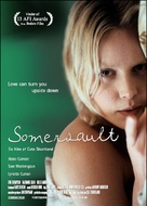 Somersault - Danish Movie Poster (xs thumbnail)