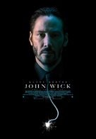 John Wick - Canadian Movie Poster (xs thumbnail)
