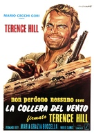 La collera del vento - Italian Movie Poster (xs thumbnail)