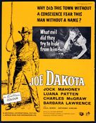 Joe Dakota - British Movie Poster (xs thumbnail)