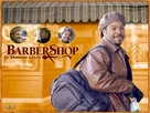 Barbershop - British Movie Poster (xs thumbnail)