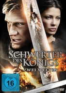 In the Name of the King: Two Worlds - German DVD movie cover (xs thumbnail)