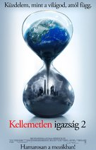 An Inconvenient Sequel: Truth to Power - Hungarian Movie Poster (xs thumbnail)
