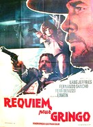 Rèquiem para el gringo - French Movie Poster (xs thumbnail)