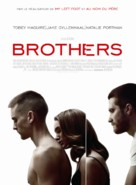 Brothers - French Movie Poster (xs thumbnail)