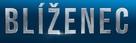 Gemini Man - Czech Logo (xs thumbnail)
