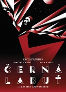 Black Swan - Czech DVD cover (xs thumbnail)