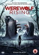 Werewolf Rising - British DVD movie cover (xs thumbnail)