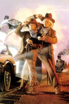 Back to the Future Part III - Key art (xs thumbnail)