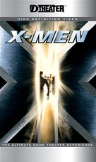 X-Men - VHS cover (xs thumbnail)