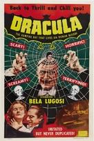 Dracula - Re-release poster (xs thumbnail)