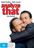 Analyze That - Australian DVD movie cover (xs thumbnail)