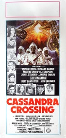 The Cassandra Crossing - Italian Movie Poster (xs thumbnail)