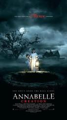 Annabelle: Creation - Singaporean Movie Poster (xs thumbnail)