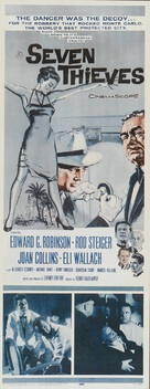 Seven Thieves - Movie Poster (xs thumbnail)