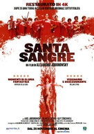 Santa sangre - Italian Movie Poster (xs thumbnail)