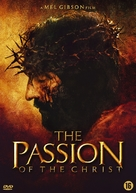 The Passion of the Christ - Dutch DVD cover (xs thumbnail)