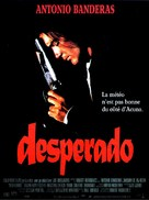 Desperado - French Movie Poster (xs thumbnail)