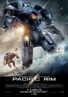 Pacific Rim - Italian Movie Poster (xs thumbnail)