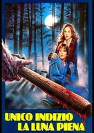 Silver Bullet - Italian Movie Poster (xs thumbnail)