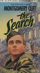 The Search - VHS cover (xs thumbnail)
