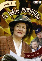 """""""Keeping Up Appearances"""" - Polish DVD movie cover (xs thumbnail)"""