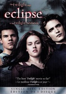 The Twilight Saga: Eclipse - Canadian Movie Cover (xs thumbnail)