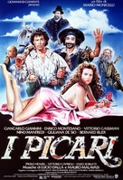 Picari, I - Italian Movie Poster (xs thumbnail)