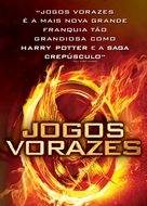 The Hunger Games - Brazilian Movie Poster (xs thumbnail)