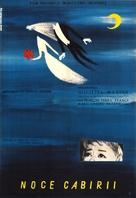 Le notti di Cabiria - Polish Movie Poster (xs thumbnail)