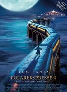 The Polar Express - Norwegian Movie Poster (xs thumbnail)