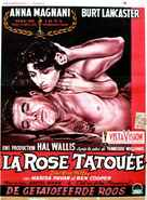 The Rose Tattoo - Belgian Movie Poster (xs thumbnail)