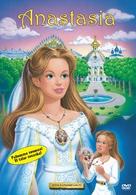 Anastasia - Finnish DVD cover (xs thumbnail)
