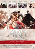 Arn - Tempelriddaren - Movie Cover (xs thumbnail)