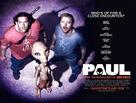 Paul - British Movie Poster (xs thumbnail)