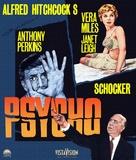 Psycho - German Blu-Ray movie cover (xs thumbnail)