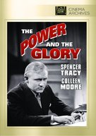 The Power and the Glory - DVD movie cover (xs thumbnail)
