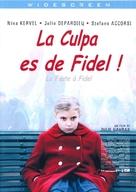 Faute à Fidel, La - Argentinian Movie Poster (xs thumbnail)