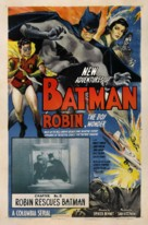 Batman and Robin - Movie Poster (xs thumbnail)