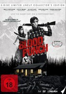 Blood Punch - German Movie Cover (xs thumbnail)