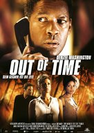 Out Of Time - German Movie Poster (xs thumbnail)